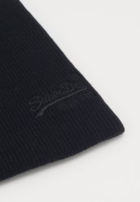 Superdry - ORANGE LABEL BEANIE - Berretto - black - 2