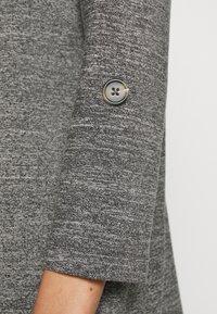 ONLY - ONLELLE CARDIGAN - Cardigan - medium grey melange - 5