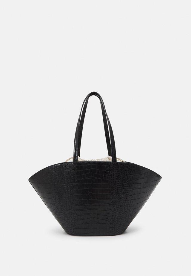 KORY SET - Handbag - black