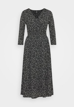 ONLPELLA WRAP DRESS - Sukienka letnia - black