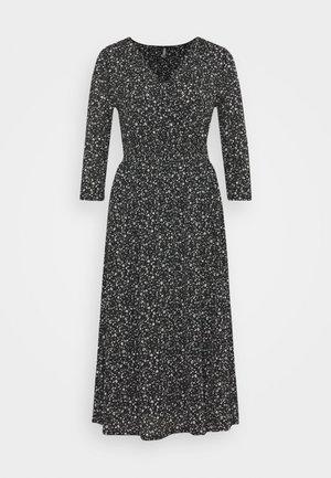 ONLPELLA WRAP DRESS - Kjole - black