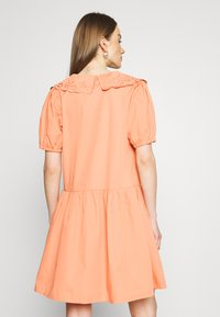 YAS - YASSOFFE DRESS  - Shirt dress - sandstone - 2