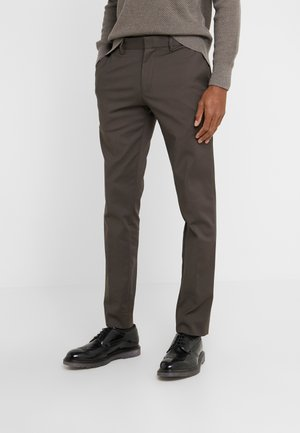 MODERN TROUSER - Trousers - new olive