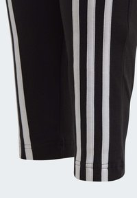 adidas Performance - MUST HAVES 3-STRIPES LEGGINGS - Collant - black - 8