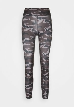 PRINTED SPORT  - Tights - grey
