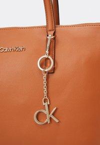 Calvin Klein - Tote bag - brown - 3