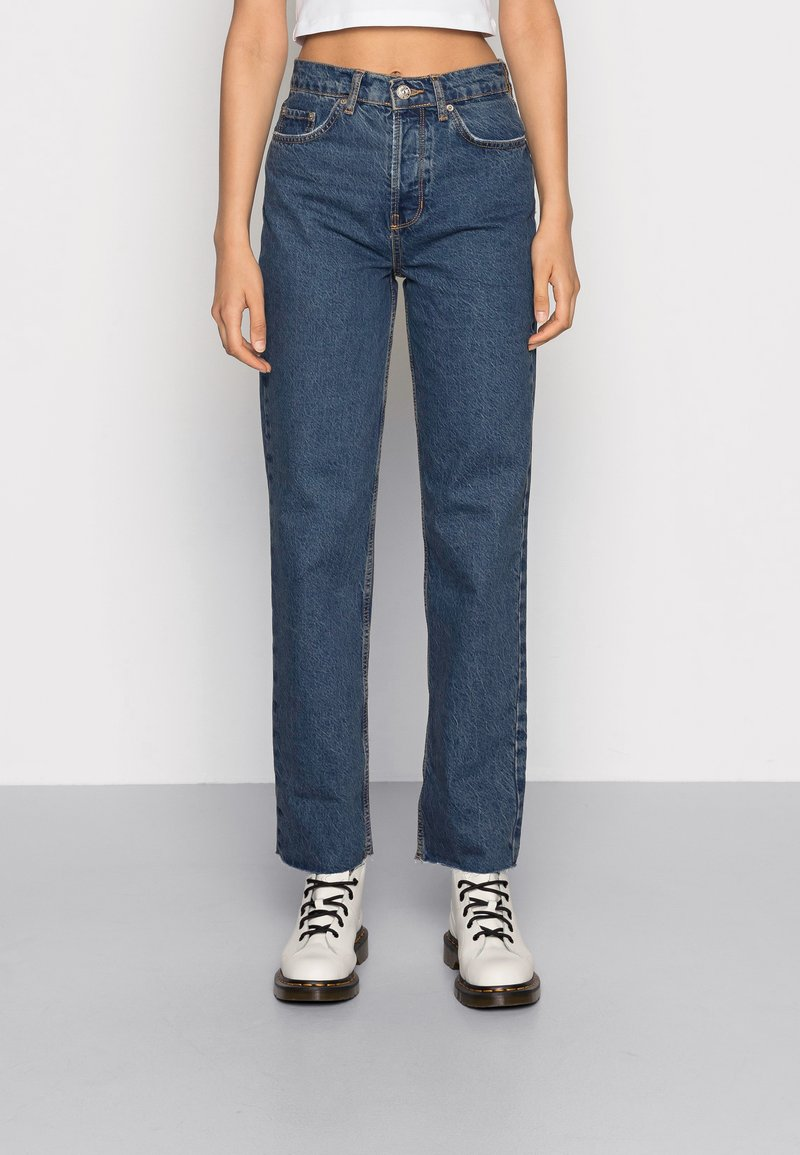 BDG Urban Outfitters - PAX - Relaxed fit jeans - dark vintage