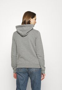 Hollister Co. - SECONDARY TECH CORE  - Hoodie - grey - 2