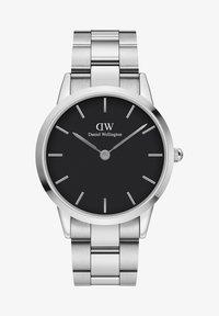 Daniel Wellington - ICONIC LINK 40MM - Watch - silver - 1