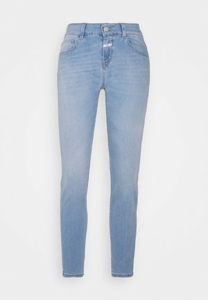 BAKER - Slim fit jeans - light blue