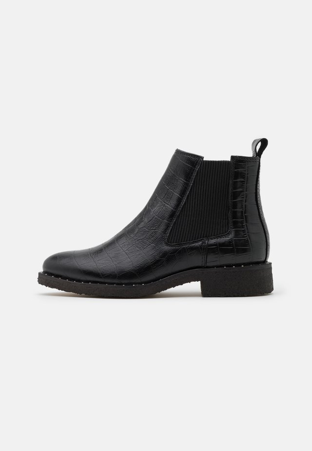 BONNIE  - Korte laarzen - black