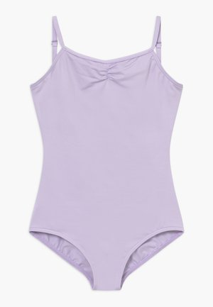BALLET CAMI LEOTARD WITH ADJUSTABLE STRAPS - Danspakje - lavender