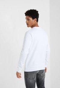Iceberg - FELPA - Sweatshirt - white - 2