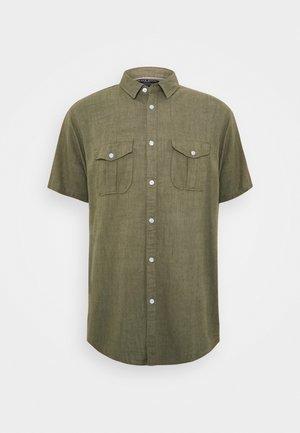 OBELISK - Shirt - light khaki