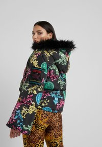 Versace Jeans Couture - Winter jacket - black - 2