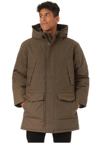 TRENT - Winter coat - cypress