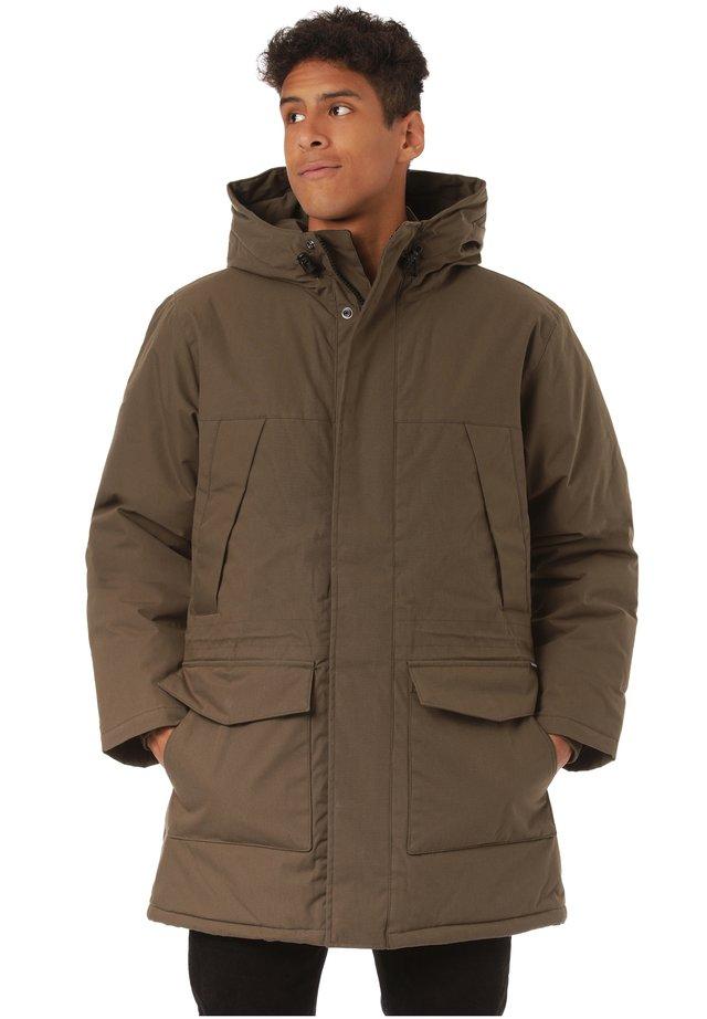 TRENT - Abrigo de invierno - cypress