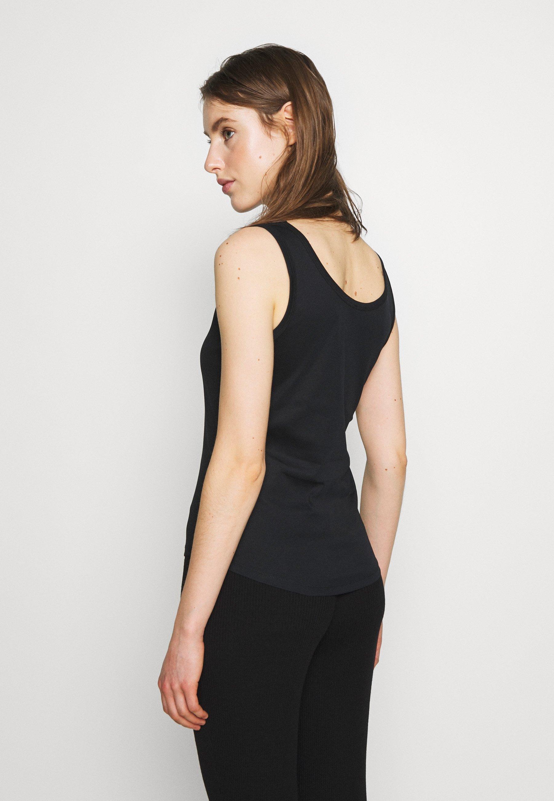 Purchase Women's Clothing Filippa K ROBIN TANK Top black n7B4wzvSP