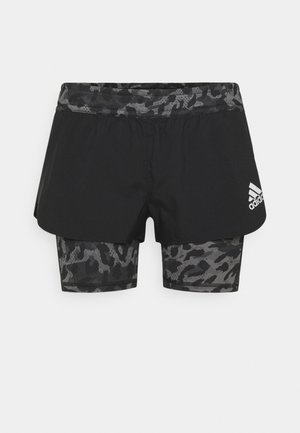 Sports shorts - black/grey four