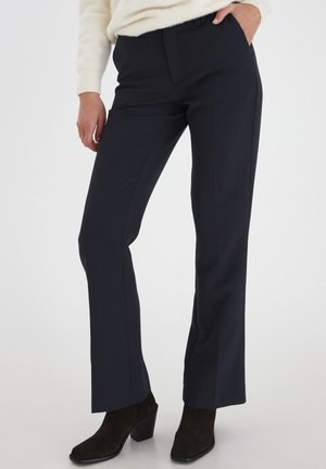 IXLEXI  - Trousers - dark navy