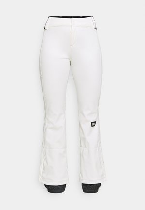 BLESSED PANTS - Ski- & snowboardbukser - powder white