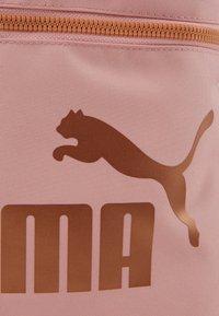 Puma - CORE BASE COLLEGE BAG - Sac à dos - bridal rose - 3
