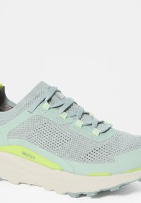 The North Face - ESCAPE - Hiking shoes - green mist wrought iron - 6