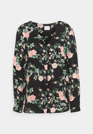 VILUCY  - Long sleeved top - black