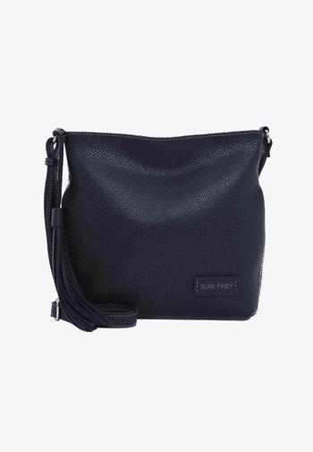 STACY - Handbag - blue