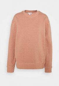 Topshop Petite - FLATLOCK - Sweatshirt - rose - 0