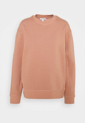 FLATLOCK - Sweatshirt - rose