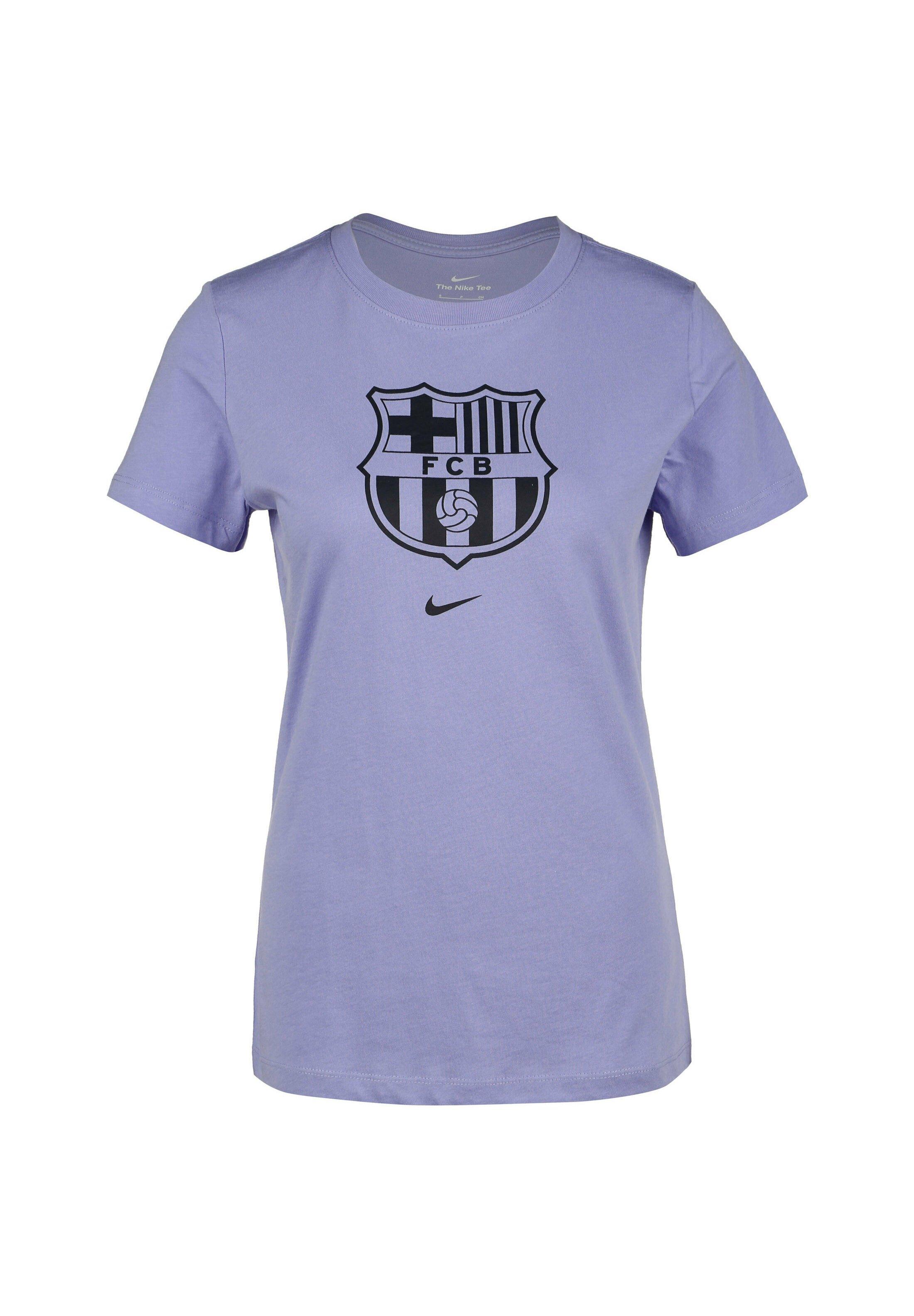 Femme FC BARCELONA EVERGREEN - T-shirt imprimé