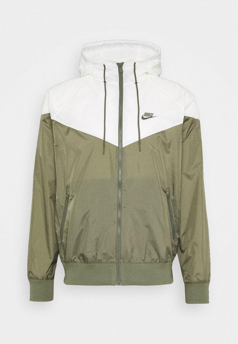 Nike Sportswear - Summer jacket - twilight marsh/sail/twilight marsh