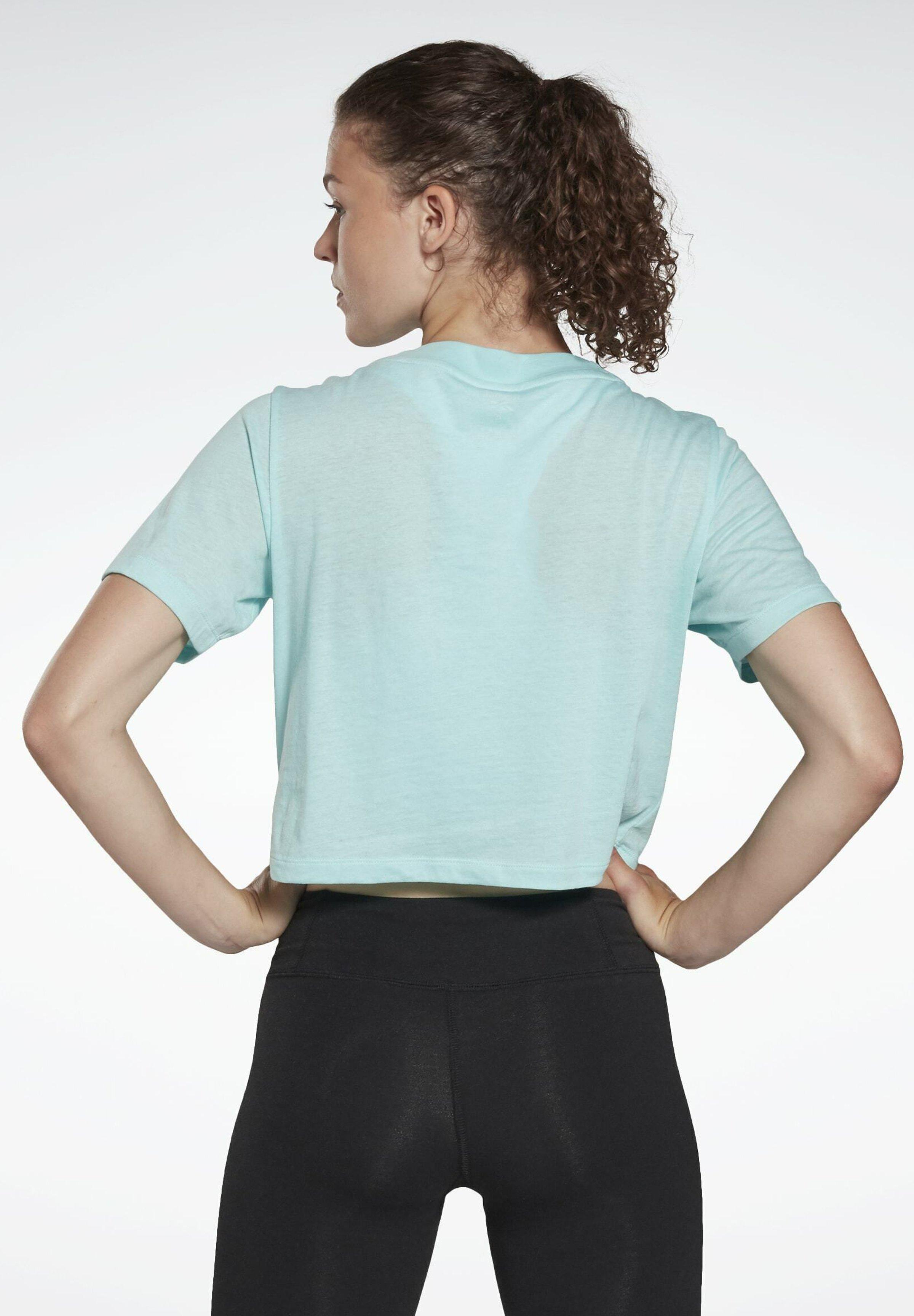 Women ELEMENTS REECYCLED WORKOUT - Print T-shirt