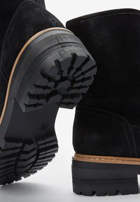 Next - FOREVER COMFORT® - Lace-up ankle boots - black - 3