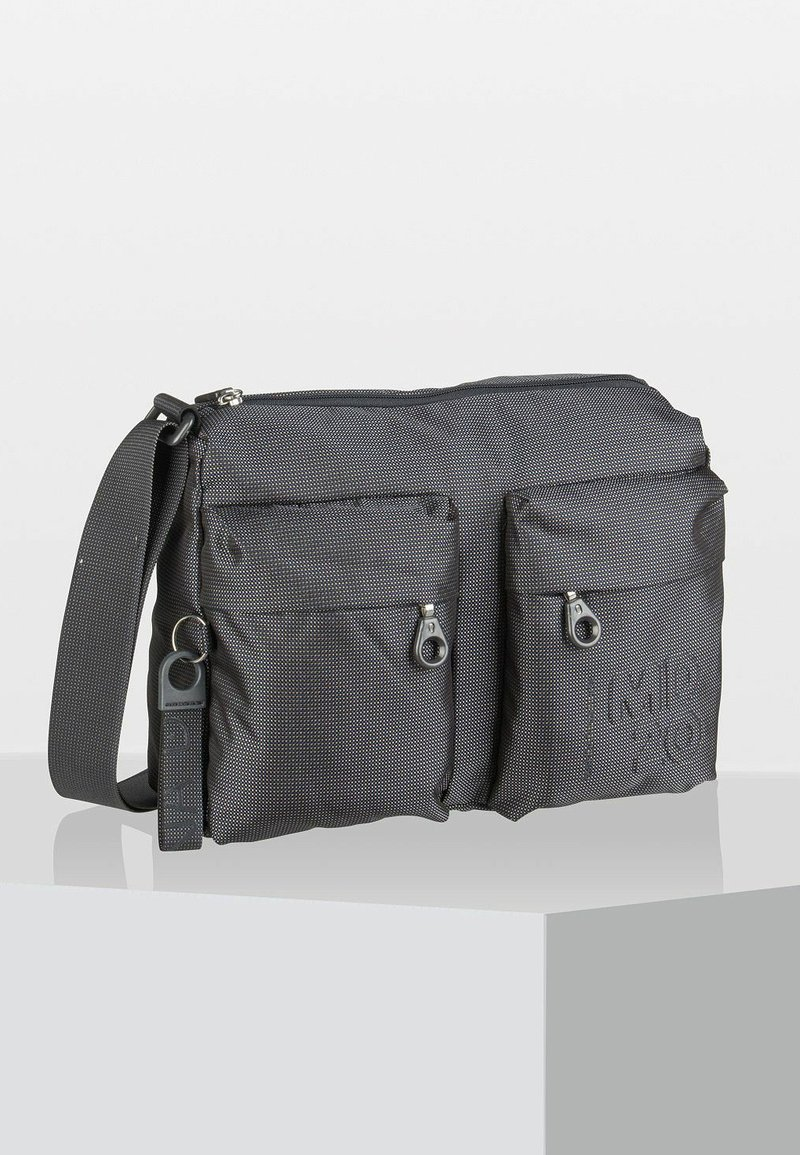 Mandarina Duck - Across body bag - steel