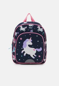 Kidzroom - BACKPACK PRÊT LITTLE SMILES UNISEX - Rucksack - navy - 0