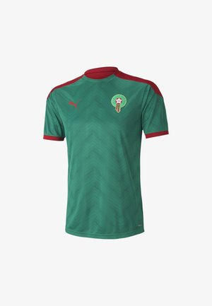 MOROCCO STADIUM  - Sports shirt - pepper green-chili pepper