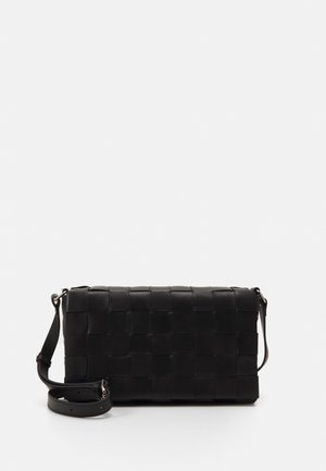 SYLVIA CROSSBODY - Across body bag - black