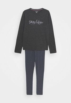 SIGNATURE SET - Pyjamas - grey