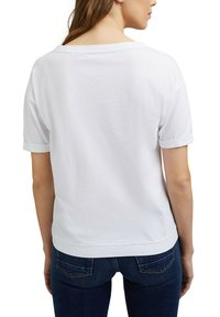 Esprit - Basic T-shirt - white - 5