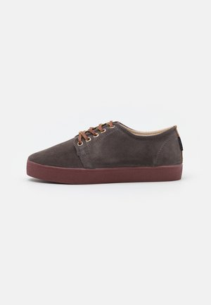 HIGBY UNISEX - Trainers - charcoal/wine