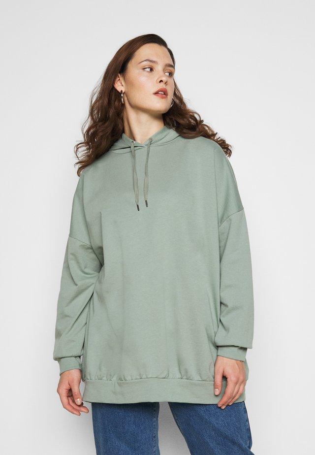NMELLA BELIEVE OVERSIZE  - Sweater - slate gray
