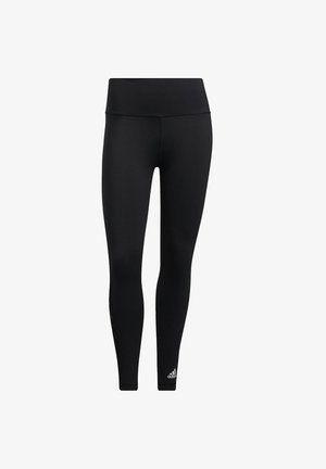 BELIEVE THIS 2.0 LACE-UP 7/8 TIGHTS - Leggings - black