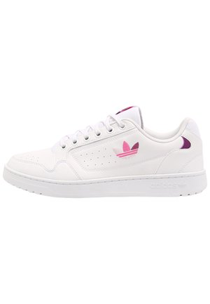 NY 90 UNISEX - Sneakersy niskie - white/rich mauve/screaming pink