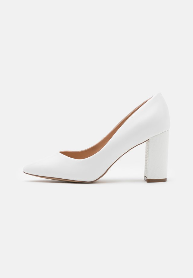 WILDROSE UPDATE - Classic heels - white