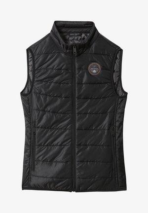 ACALMAR VEST - Waistcoat - black