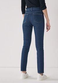 Next - Slim fit jeans - blue denim - 2