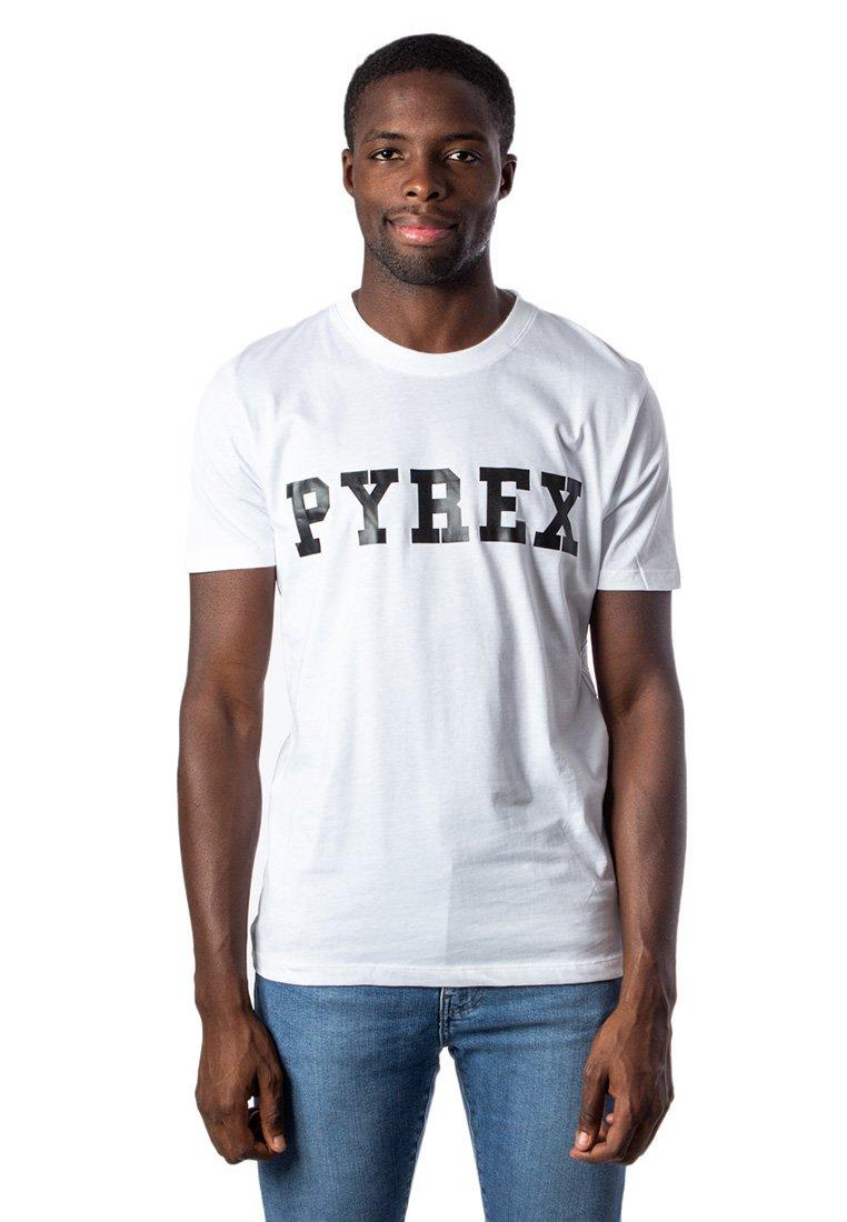 Pyrex - T-shirt con stampa - white