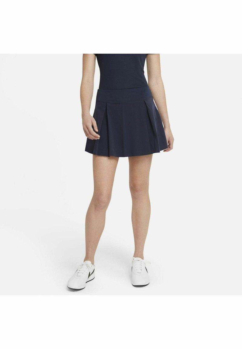 Nike Golf - Sports skirt - obsidian/obsidian